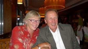 Els and Walter van Woudenberg